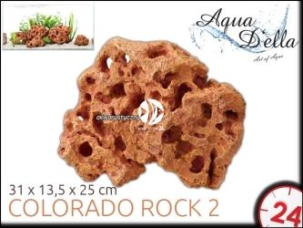 AQUA DELLA COLORADO ROCK 2 [234-421987] | Ręcznie malowana, sztuczna skała do akwarium