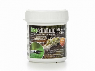 SALTY SHRIMP Bee Shrimp Mineral GH+ - Sól do podnoszenia GH i mineralizacji wody miękkiej w krewetkariach.