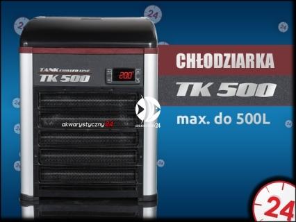 TECO TK 500 - Chłodziarka z grzałką do akwarium