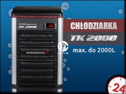 TECO TK 2000 - Chłodziarka z grzałką do akwarium