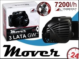 Rossmont MOVER M7200 | Najmniejsza pompa cyrkulacyjna do akwarium
