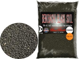 BENIBACHI Black Soil (a4BBSF3) - Unikalne podłoże dla krewetek akwariowych