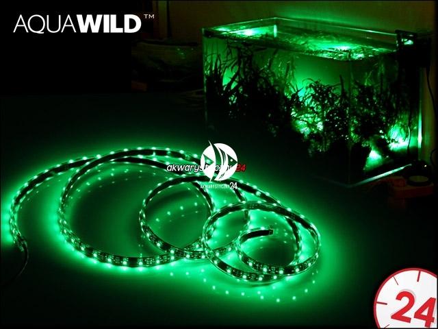 Aquawild Moon Led Zielony Oświetlenie Nocne Do Akwarium Najwyższa Jakość