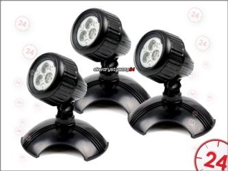 AQUA NOVA NPL3-LED3 | Oświetlenie LED do oczka wodnego