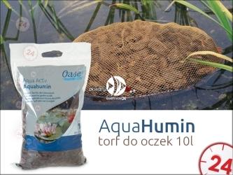 OASE AQUAHUMIN 10L (53759) - Torf do oczek wodnych