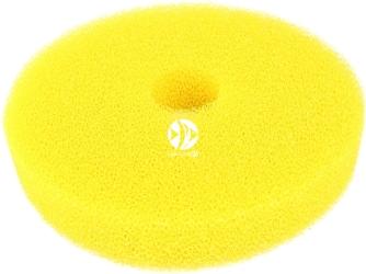 AQUA NOVA Gąbka Żółta NPF-20/NPF-30 (NPF-20/30-SPYELLOW) - Wymienny wkład gąbkowy, żółta gąbka do filtra NPF-20 i NPF-30.