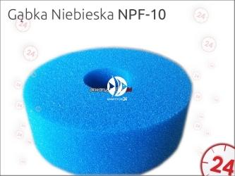 Aqua-Nova Gąbka niebieska do filtra NPF-10