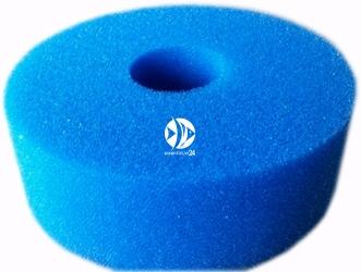 AQUA NOVA Niebieska Gąbka NPF-10 (NPF-10 SPBLUE) - Wymienny wkład gąbkowy, niebieska gąbka do filtra NPF-10