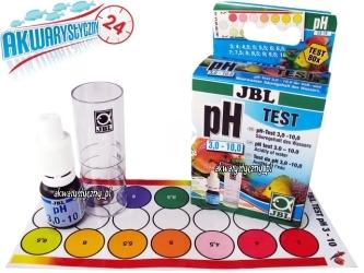 JBL Test pH 3,0-10,0 - Zastosowanie dla początkującego akwarysty.