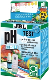 JBL Test pH 3,0-10,0 (25342) - Zastosowanie dla początkującego akwarysty.