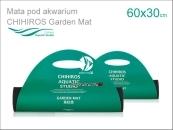 Chihiros Garden Mat 60x30cm | Podkładka pod akwarium najwyższej jakości.