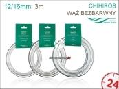 Chihiros Clear Hose 12/16mm | Wąż bezbarwny 3m