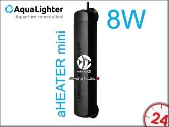 AQUALIGHTER aHEATER mini (7933) - Grzałka 8W do nano akwarium do 15L