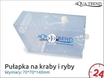 AQUA TREND Pułapka na kraby, ryby, ślimaki (ATRS0030)