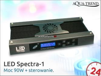 AQUA TREND Led Spectra-1 - Oświetlenie Led z funkcją sterowania.