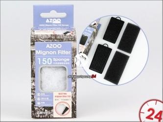 Azoo Wkłady wymienne do filtra Mignon 150