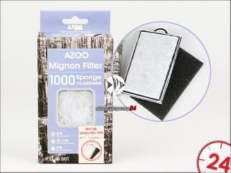 AZOO Wkłady wymienne do filtra Mignon 1000 (AZ16047)