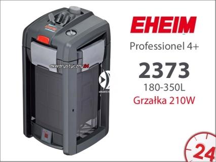 EHEIM PROFESSIONEL 4+ 2373 (2373020) | Filtr zewnętrzny z grzałką do akwarium 180-350l