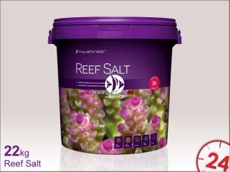 Aquaforest Reef Salt 22kg | Syntetyczna sól morska stworzona z myślą o hodowli koralowców