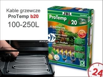 JBL PROTEMP b20 | Kable grzewcze do akwarium 100-250l