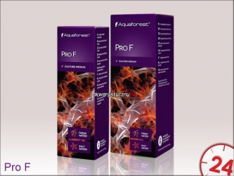 Aquaforest Pro F   Pożywka dla bakterii probiotycznych