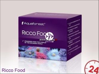 Aquaforest Ricco Food 30g | Proszkowy pokarm przeznaczony głównie dla Ricordei