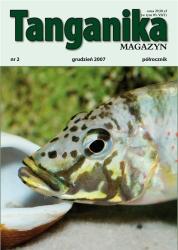 Tanganika Magazyn Magazyn nr.2 - Półrocznik o biotopie Tanganika.