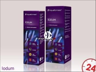 Aquaforest Iodum 50ml   Suplement zawierający skoncentrowany jod