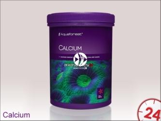 Aquaforest Calcium | Środek do utrzymania stałego poziomu wapnia w akwariach rafowych