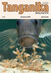 Tanganika Magazyn nr.5 - Półrocznik o biotopie Tanganika.