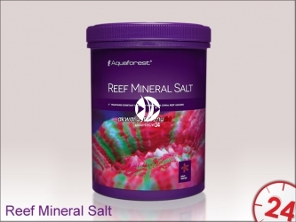 Aquaforest Reef Mineral Salt | Środek do utrzymania stałego poziomu minerałów w akwariach rafowych