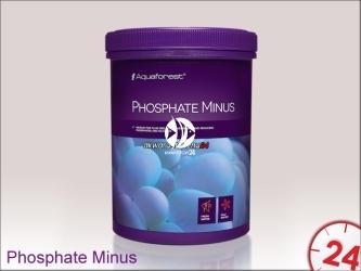 Aquaforest Phosphate Minus   Medium do filtrów fluidyzacyjnych redukujące fosforany oraz krzemiany