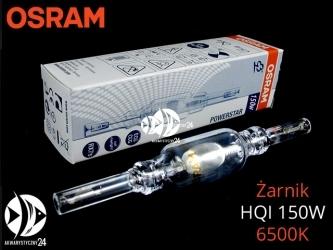 OSRAM Żarnik Hqi 150W, 6500K (Trzonek Rx7S)