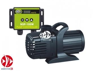 Aqua Nova NSP-10000 | Pompa Eco z regulacją przepływu do oczka wodnego