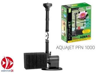 Aquael Aquajet PFN 1000 (109435) | Pompa fontannowa 1000l/h do oczek wodnych