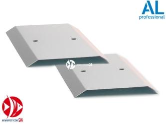 AQUAWILD Uchwyty AL Professional 2 sztuki (PROAS) - Do łączenia 2 odbłyśników AL Professional w oprawę na 2 świetlówki