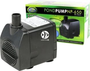 AQUA NOVA Pond Pump NP-650 (NP-650) - Pompa fontannowa do oczka wodnego 650l/h
