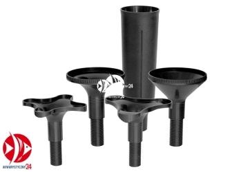 AQUAEL KR-3 (103027) - Zestaw czterech wymiennych dysz fontannowych do pompy Aquajet PFN 1000-3500