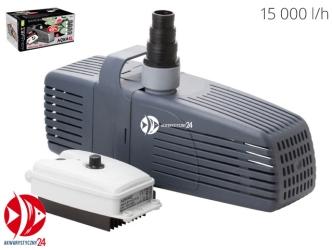 Aquael Aquajet PFN Plus 15000 | Wysoko wydajna pompa z regulacją do oczek i stawów