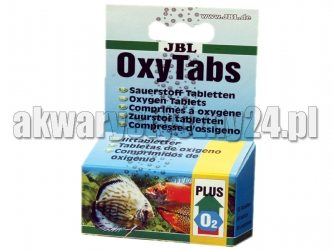 JBL OXYTABS 50 sztuk - Tabletki tlenowe