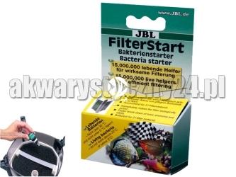 JBL FILTERSTART - Biostarter, żywe bakterie na start akwarium