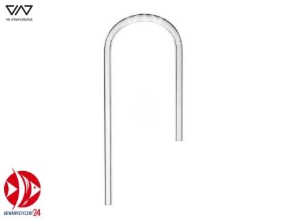 VIV Szklana złączka (202-06) - Służy do łączenia węży akwarystycznych 6mm