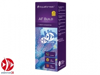 Aquaforest AF Build | Preparat utrzymujący odpowiedni poziom pH w akwarium rafowym
