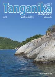 Tanganika Magazyn Magazyn nr.19 - Półrocznik o biotopie Tanganika.