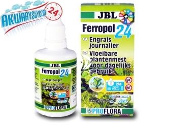 JBL FERROPOL 24 10ml - Nawóz do akwarium