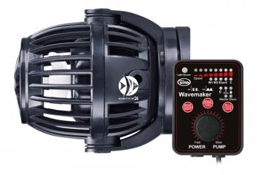 Aqua-Nova NWM-4000   Falownik do akwarium z kontrolerem przepływu 4000l/h, 10W