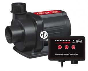 AQUA NOVA N-RMC-5000 - Pompa obiegowa z kontrolerem przepływu 5000l/h, 40W, H.max. 3,5m