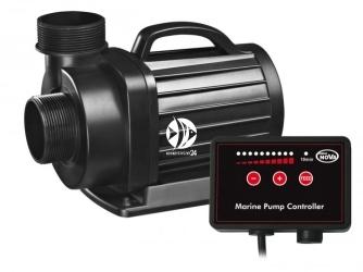 AQUA NOVA N-RMC-15000 - Pompa obiegowa z kontrolerem przepływu 15000l/h, 105W, H.max. 5,7m