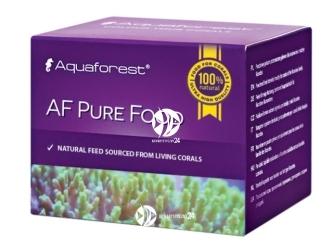 AQUAFOREST AF Pure Food 30g - Naturalny pokarm dla koralowców
