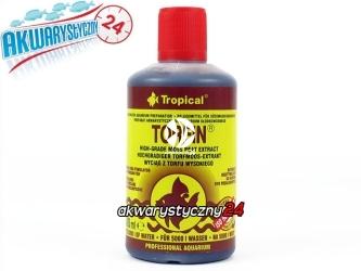 TROPICAL TORFIN 500ml - Ekstrakt z torfu wysokiego dla ryb wód kwaśnych
